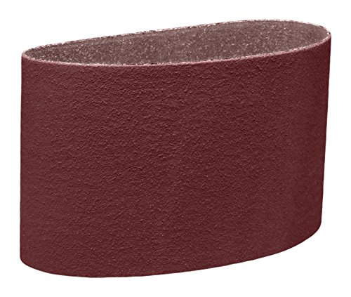 3M 25368 Cloth Belt 341D, 6'' x 300'' 80 X-weight, Cloth Backing, Aluminum Oxide Abrasive Grit, 6.0'' width, 300'' Length, (Pack of 20) by 3M
