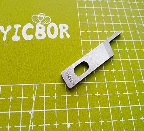 YICBOR 201121A - Cuchillo superior para máquinas de serger Pegasus Industrial Overlock