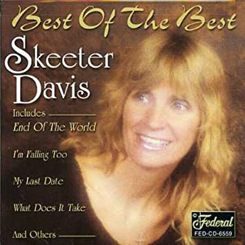 SKEETER DAVIS - Best of the Be...