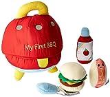 baby bbq - Baby GUND My First BBQ Stuffed Plush Playset