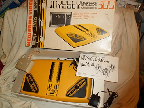 odyssey console - 8