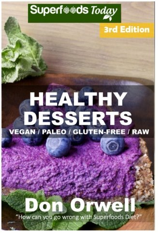Healthy Desserts Cooking Gluten Free energy cooking