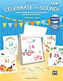 img - for Celebrate with Sound!: Creative Holiday Chants with Body Percussion and Classroom Instruments, Book & Data CD book / textbook / text book