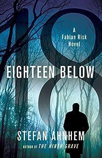 Book Cover: Eighteen Below: A Fabian Risk Novel