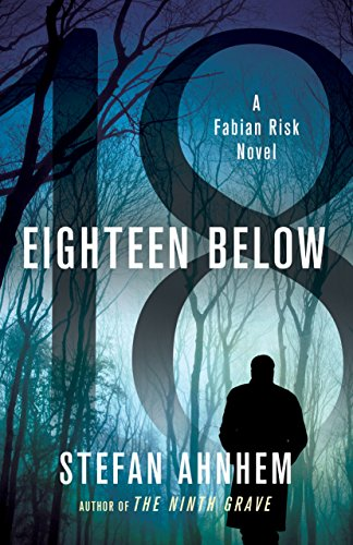 Book Cover: Eighteen Below: A Fabian Risk Novel