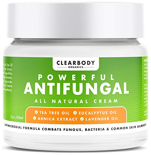 Antifungal Cream- Effectively Treat Toenail Fungus