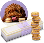 Bonne et Filou Dog Macarons | Luxury Dog Treats Handmade in The USA | Healthy and Delicious Gourmet Dog Snack