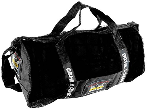 Grip Power Pads Mesh Gear Bag Multipurpose Boxing Beach Scuba Diving   More  Adjustable Strap 130c720cb21b5