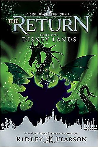 Amazon com: Kingdom Keepers: The Return Book One Disney