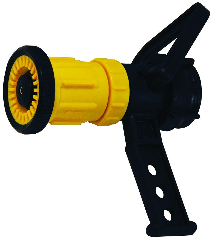 Dixon FNPSO150S-70 Forestry Nozzle Pistol Grip Shut Off- NPSH Plastic, 70 GPM Maximum Flow Rate