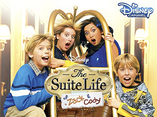 Suite life of zack and cody book