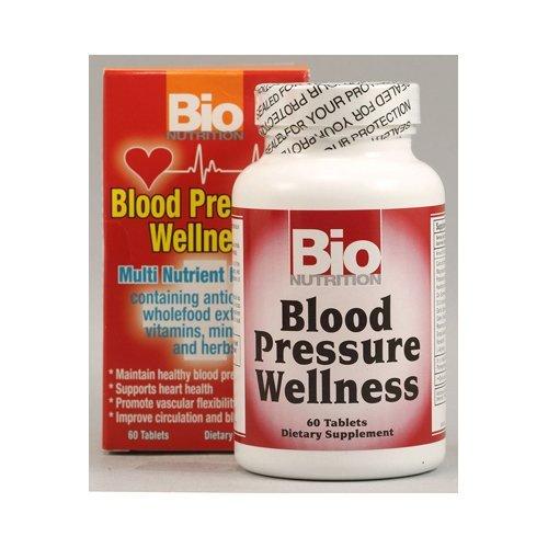 (Wholesale Bio Nutrition Blood Pressure Wellness - 60 Tablets, [Health Supplements, Vitamins])