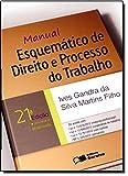 Manual Esquemático de Direito e Processo do Trabalho - 850219948X