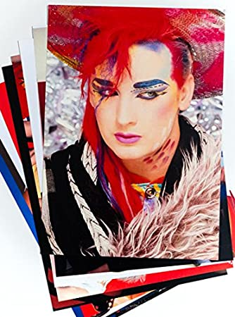 80s Party Decorations - 10 x 80s Pop Stars and Bands Posters