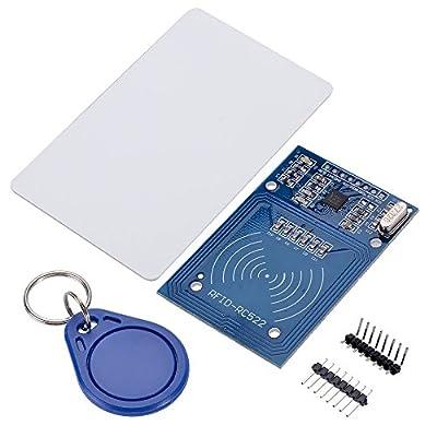 Gowoops RFID RC522 Sensor Module Kits Key Card IC Card for Arduino UNO Mega 2560 R3 Nano AVR Raspberry Pi ¡ from Gowoops