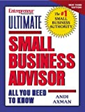 img - for Ultimate Small Business Advisor (with CD) by Andi Axman (2003-12-01) book / textbook / text book