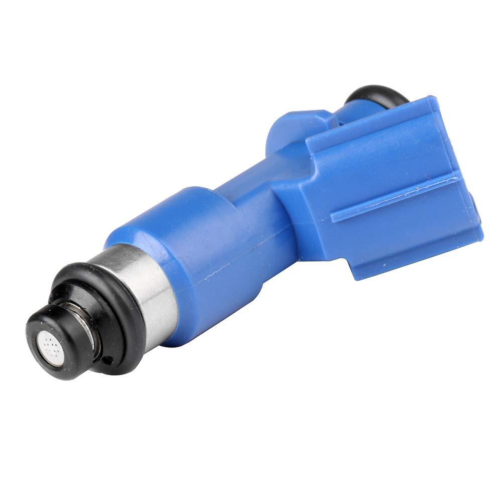 12 Holes OEM Fuel Injector fit for 1990-2001 Acura Integra 1996 1997 1998 1999 2000 2002 2003 2004 2005 Honda Civic 2002-2006 Acura RSX 16450-RWC-A01,Set of 4 SCITOO Fuel Injectors Kits