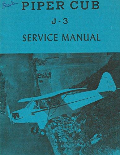 Service Manual for J-3 Piper Cub