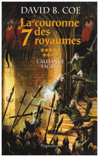 """Download """"la couronne des 7 royaumes t.9 ; l'alliance sacrée"""" ebook"""