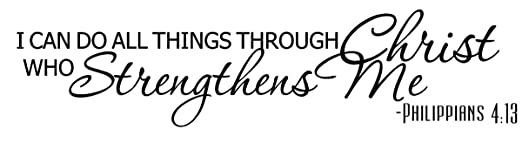Image result for i can do all things through christ