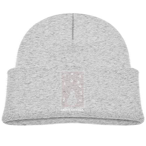 Christmas Tropical Snowman Baby Boy Winter Warm Hat, Lovely Knit Beanies Cotton Cap for Girls and -