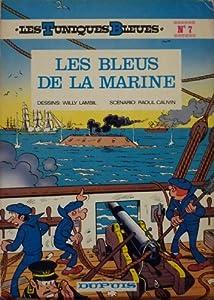 """Afficher """"Les Bleus de la marine"""""""