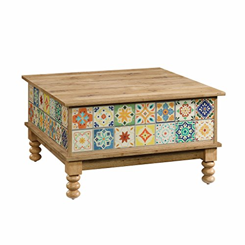 Sauder 420124 Viabella Lift Top Coffee Table, L: 32.28