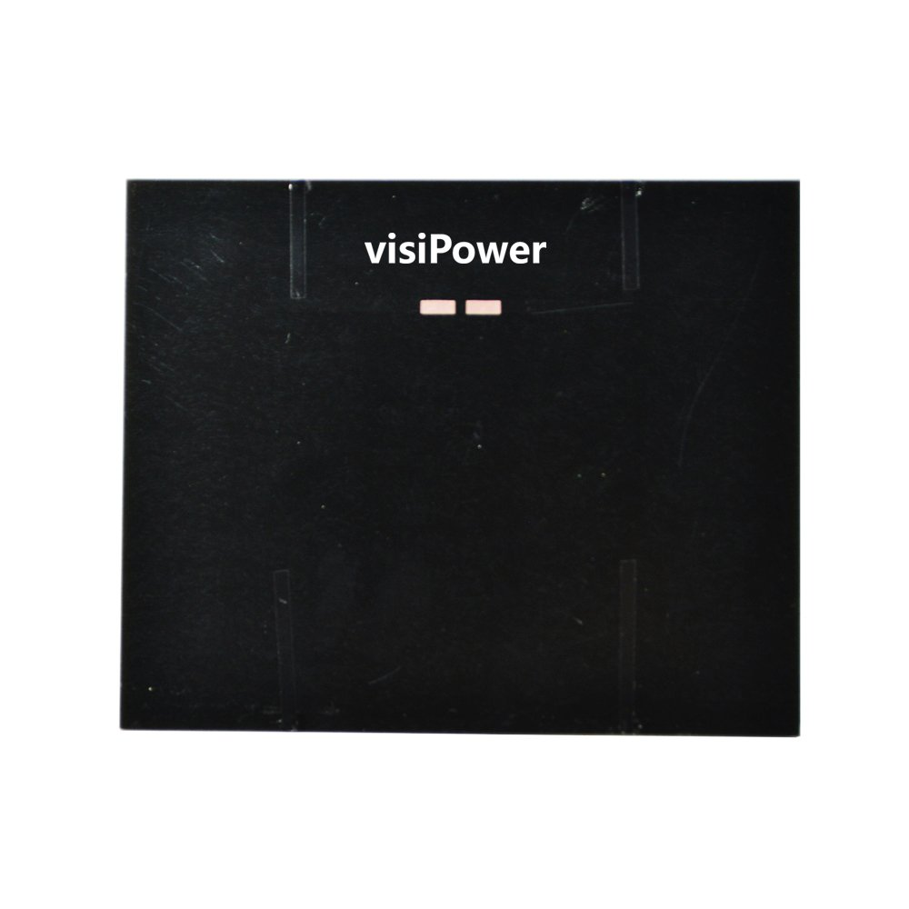 visiPower 3.5W 6V Universal Monocrystalline Solar Panel Portable Tool Kit Power Outlet Trichle Battery Charger Adapter by visiPower (Image #1)
