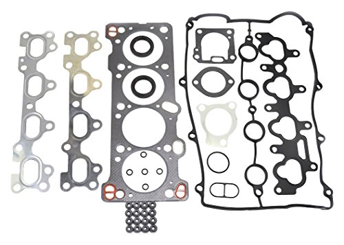 ITM Engine Components 09-11147 Cylinder Head Gasket Set for 1990-1993 Mazda 1.6L L4, B6, MX5 Miata