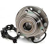 CBK 513188 Front Wheel Bearing and Hub Assembly 2002-09 GMC Envoy