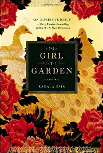 Image result for the girl in the garden by kamala nair