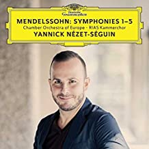 Mendelssohn: Symphonies 1-5 (3 CD Set)
