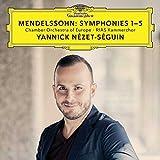 Mendelssohn Symphonies 1-5