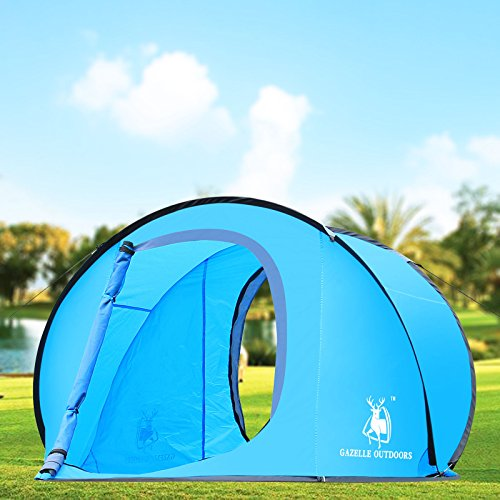 Camping Hiking Automatic Instant Shelter