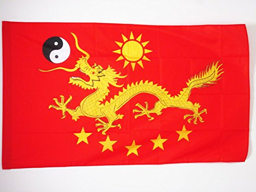 AZ FLAG Imperial China New Flag 2