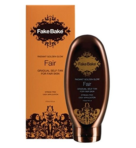 Fake Bake Lux Golden Bronze Gradual Fair by Fake Bake