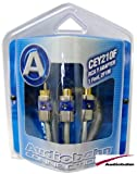 CEY210F - Audiobahn Connections 2 Female 1 Male 1 Foot Length RCA Y-Adapter