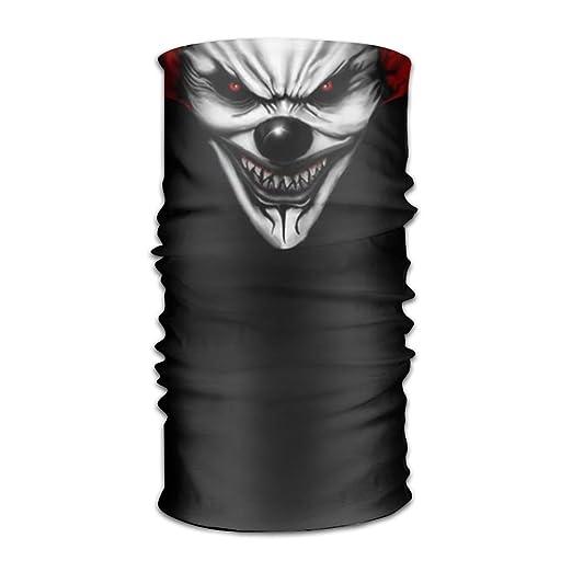 Amazon.com  Evil Clown 16-in-1 Magic Scarf 9c2aeb4b8251