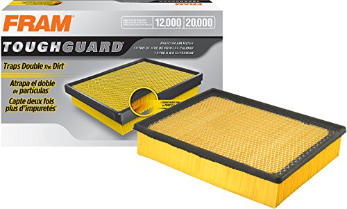 FRAM TGA8755A Tough Guard Flexible Panel Air Filter