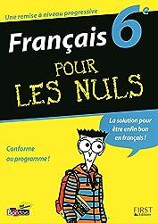 FRANCAIS 6EME PR NULS