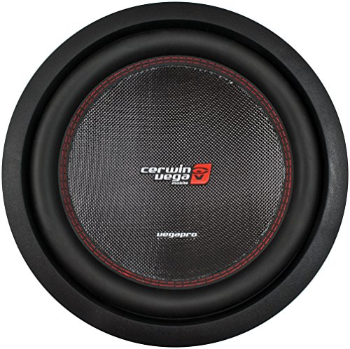 CERWIN VEGA VPRO154D Pro 1800 Watts Max 15-Inch Dual Voice Coil 4 Ohms/900 Watts Power Handling ()