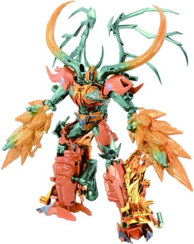 Transformers Prime AM-19 Gaia UNICRON