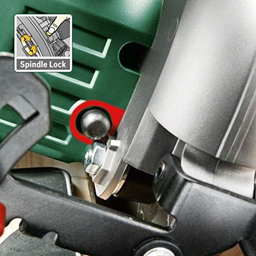Bosch Cordless Circular Saw PKS 18 LI (without battery, 18 Volt system, in cardboard box)