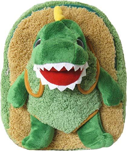 [해외]Kreative Kids Adorable T-Rex Plush Backpack w Shiny Eyes and Removable Stuffed Animal / Kreative Kids Adorable T-Rex Plush Backpack w Shiny Eyes and Removable Stuffed Animal