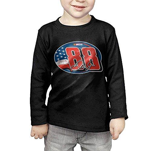 KIHOYG Kid's Dale Jr 88 Long Sleeve - Dale Clothing Toddler Jr