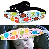Infant Head Support Safety Strap, Soft Cushion Toddler Head And Neck Positioner For Better Sleep For Your Child