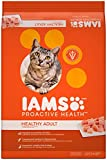 Iams Proactive Health Healthy Adult Dry Cat Food With Chicken, 22 Lb. Bag Larger Image
