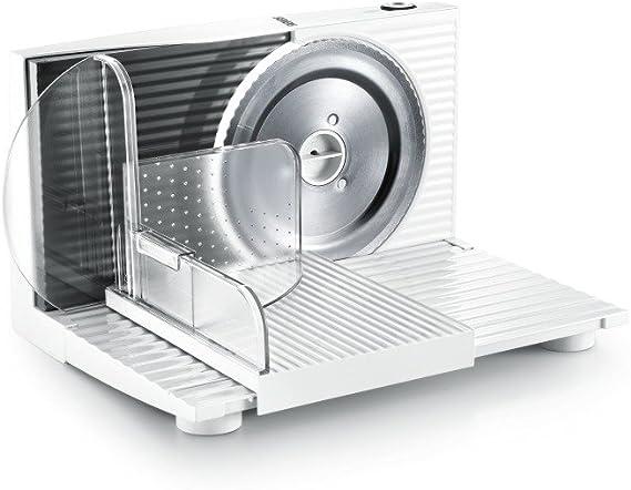 Siemens MS42001N - Cortafiambres (100 W), color blanco: Amazon.es ...