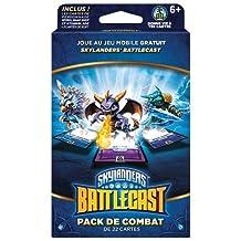 Skylanders Battlecast Spyro/Snap Shot/Stormblade Battle Pack - 22 Cards - French