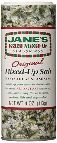 Jane's Krazy Mixed Up Salt, 4-Ounce Unit (Pack of 12) by Jane's Krazy (Image #10)